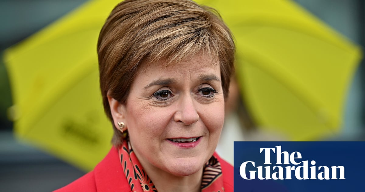 Sturgeon promises second referendum as SNP poised to win Scottish elections