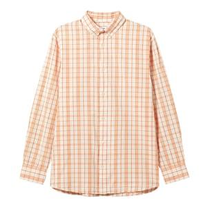 Orange check, £40, weekday.com.