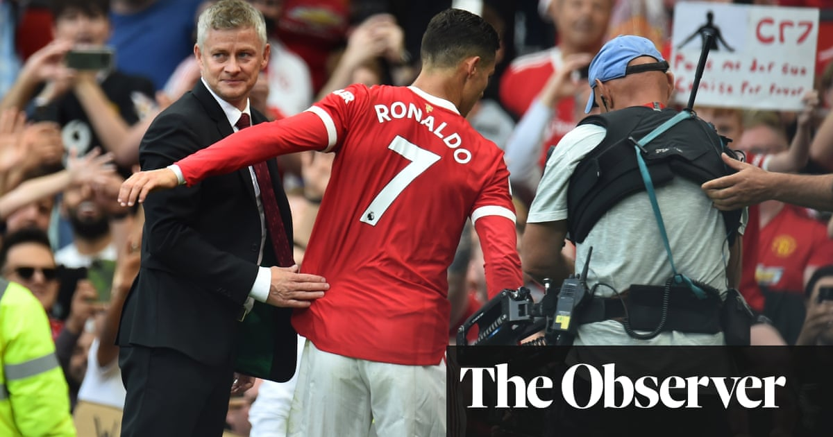 Solskjær hails matchwinning Ronaldo: 'There was expectation, he delivered'