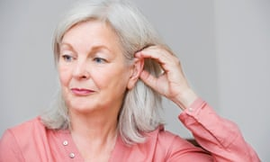 Conventional hearing aids boost all voices at once.