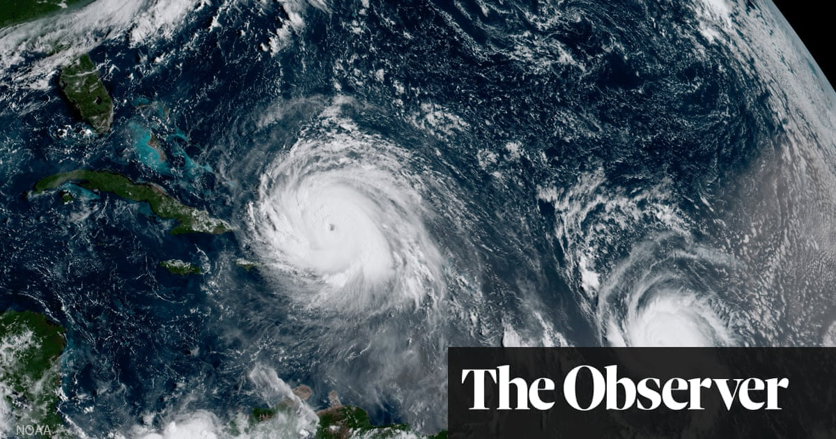 Irma and Harvey lay the costs of climate change denial at
