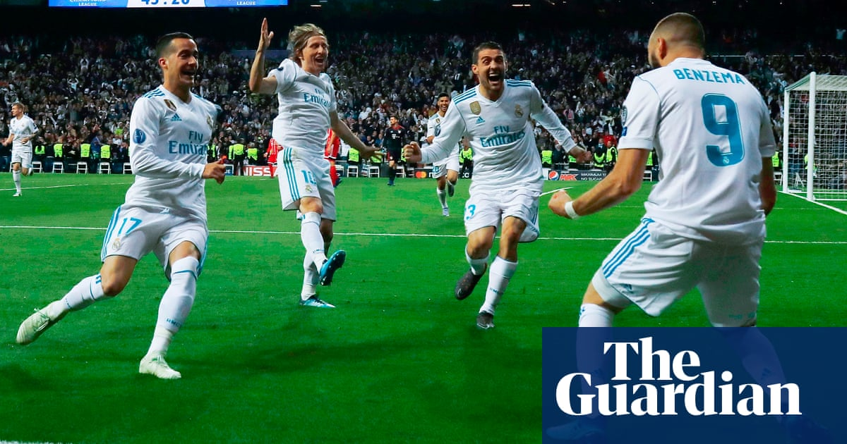e0df34e5045 Real Madrid resist Bayern Munich onslaught after Sven Ulreich s ...