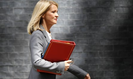Welfare secretary Esther McVey admitted that DWP ministers and officials needed to listen more when problems were reported.