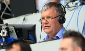 Clive Tyldesley has written to the PFA.