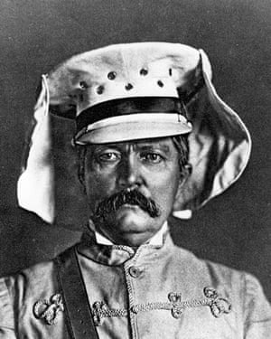 Journalist-explorer Sir Henry Morton Stanley was refused permission to accompany Wiggins.