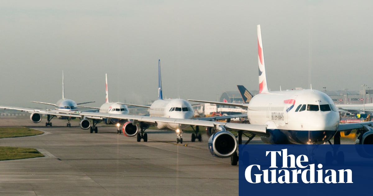 Airlines' CO2 emissions rising up to 70% faster than predicted