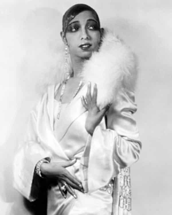 Josephine Baker, 1925.