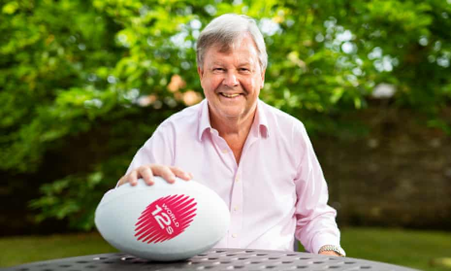 'World 12s is a natural evolution for rugby union,' chairman Ian Ritchie said. 'We feel that this is a game for our changing, fast-paced world.'