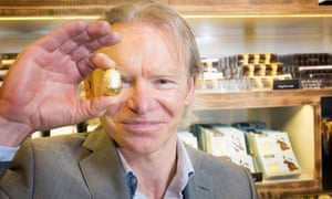 Angus Thirlwell, chief executive and co-founder of chocolate company Hotel Chocolat.