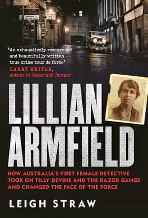 Lillian Armfield by Leigh Straw, out in Australia in April 2018 through Hachette.