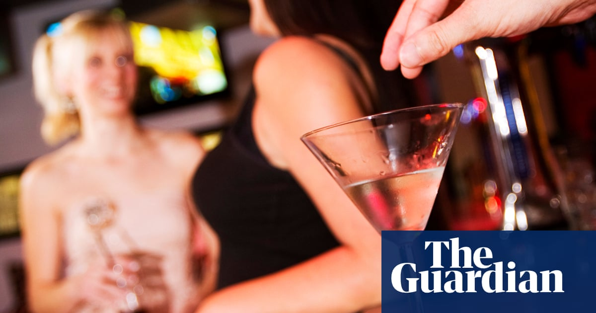 Hundreds of UK drink spiking reports in the past two months