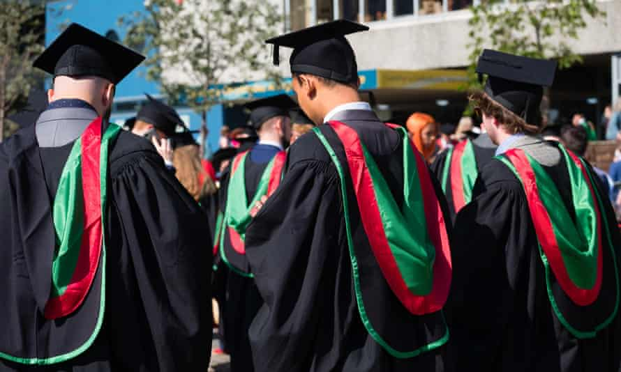 Students at Aberystwyth