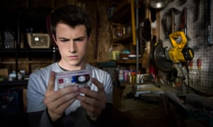 Just as Clay binges on Hannah's cassette tapes, so adolescent viewers are likely to gobble up the episodes on Netflix.