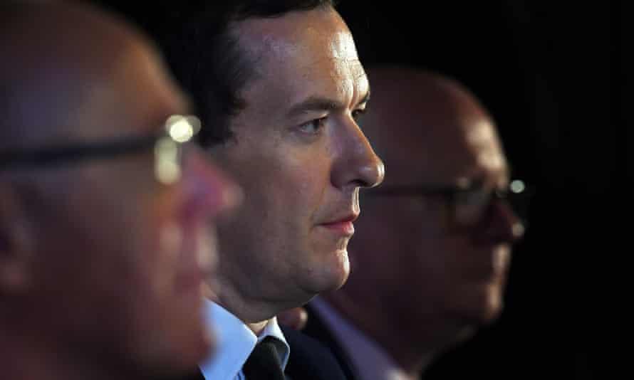 George Osborne is chair of the Northern Powerhouse Partnership.
