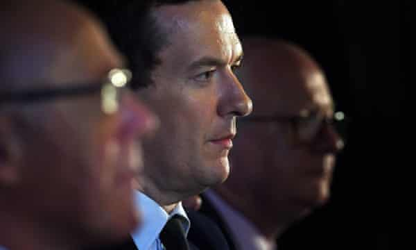 George Osborne's plan to abolish the deficit was among the first Cameron policy to be jettisoned.