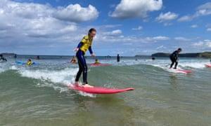 Harlyn Surf School
