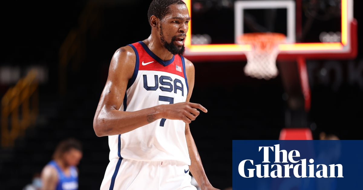 'Losing helps you grow': US men recover to make basketball quarter-finals