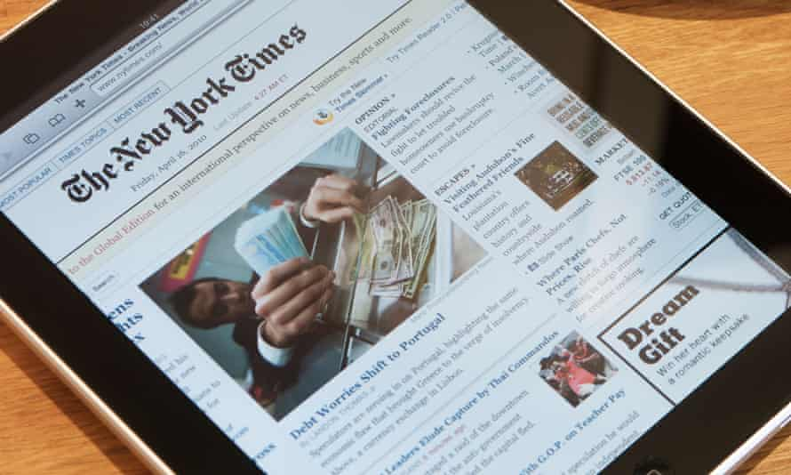 China's censors ordered Apple to remove the New York Times app.