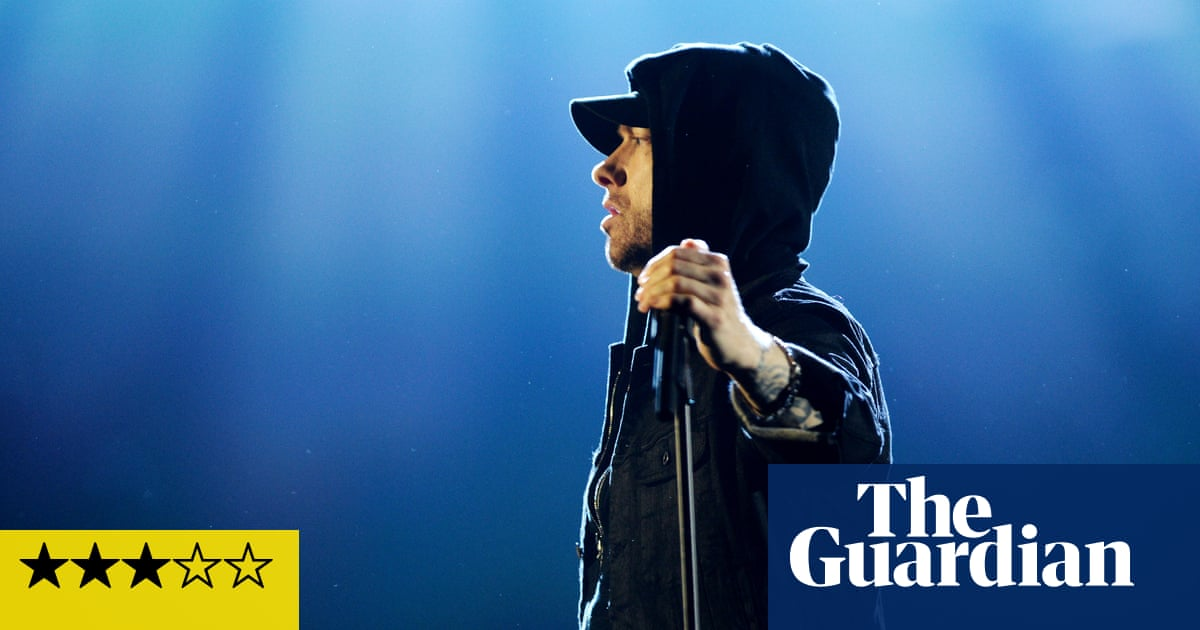 Eminem: Kamikaze review – middle-aged gripes aired with