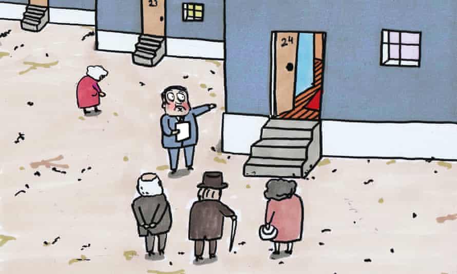 Illustration by Patryk Sroczynski.