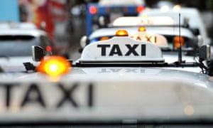 Taxis Sydney