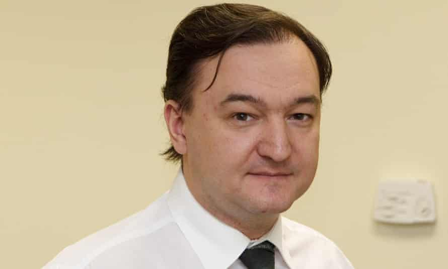 Sergei Magnitsky, the lawyer who died in prison in Moscow in 2009.