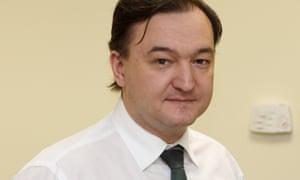 Sergei Magnitsky, who died in 2009