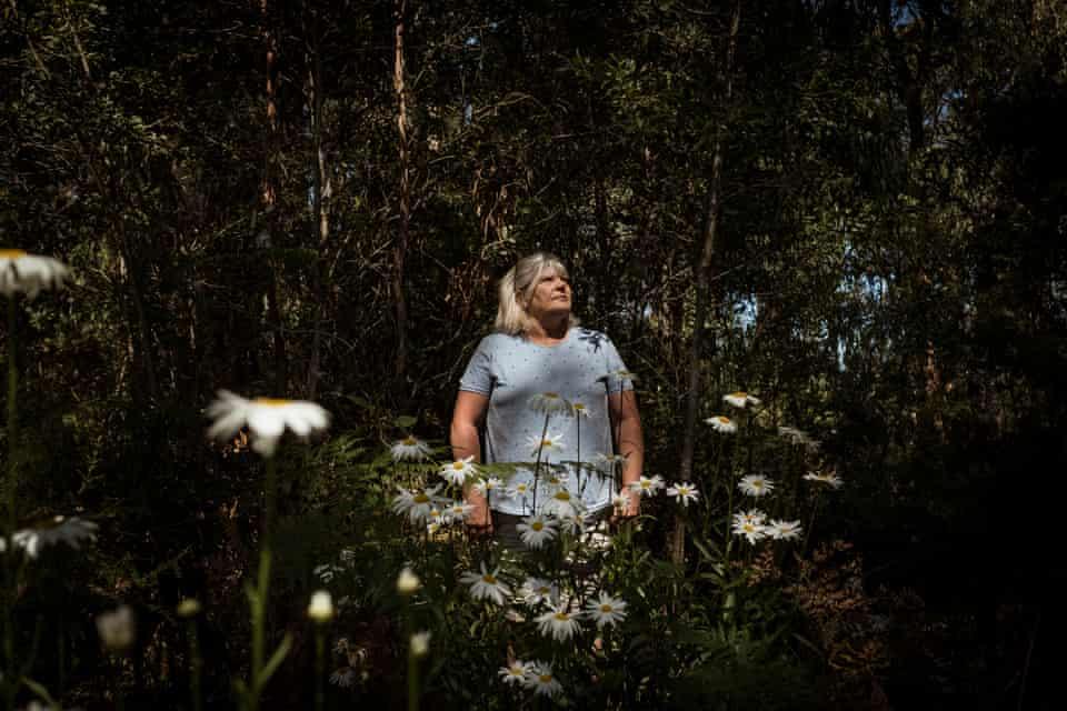 Black Saturday bushfire survivor Deb Morrow
