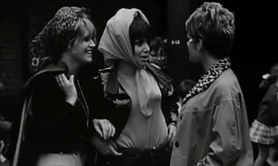 Up the Junction, 1965, directed by Ken Loach and produced by Tony Garnett.