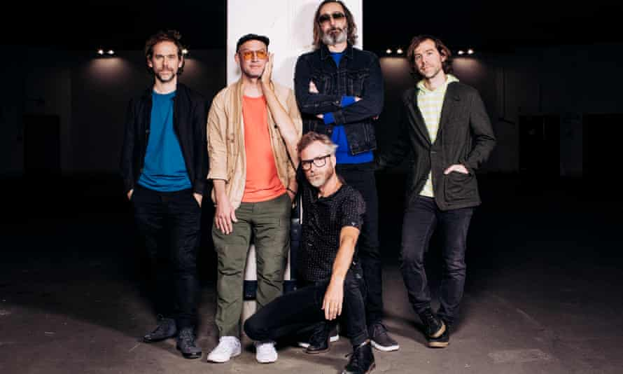All about the textures … The National in Paris, April 2019.