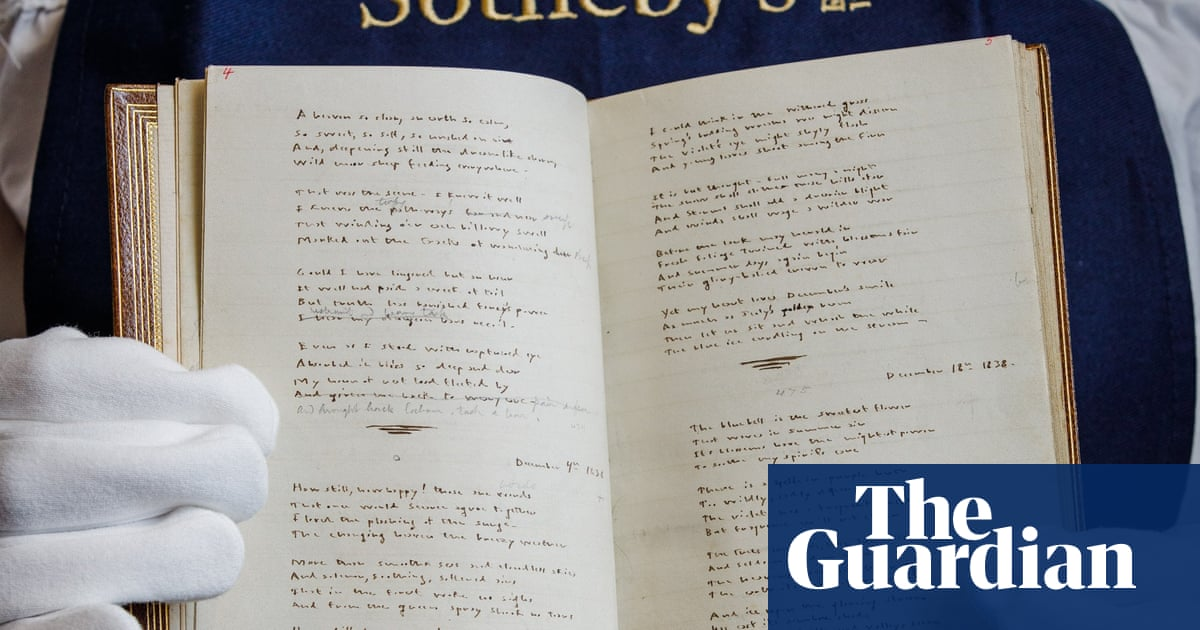 'Priceless' Brontë manuscripts could be lost to private buyer, warn experts