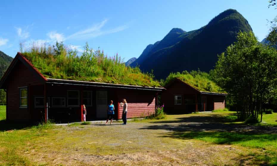 Bøyum camping, Norway