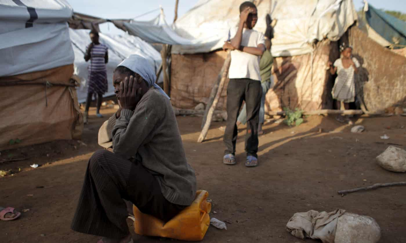 Eyewitness: dread and despair for deportees on Haiti-Dominican border