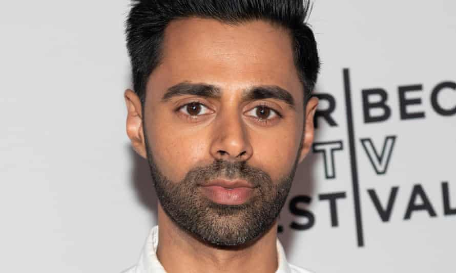 Hasan Minhaj is the former host of Patriot Act.