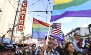 San Francisco same-sex marriage