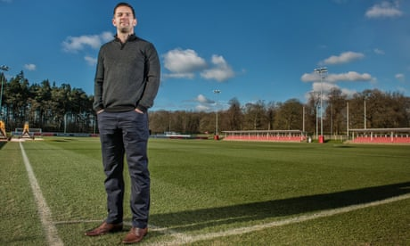 Matty Fryatt: 'I was coming off the training pitch nearly crying, in agony'