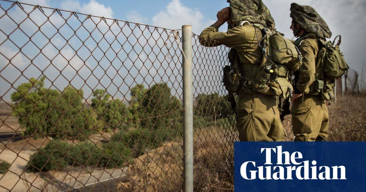 Palestinian militants killed on Gaza border, Israeli military says