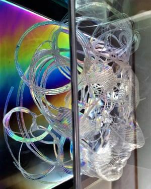 Quantum Consciousness by Jasmine Pradissitto.