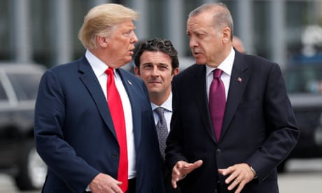 Syria, Russia and sanctions on agenda during Erdoğan's 'critical' US visit
