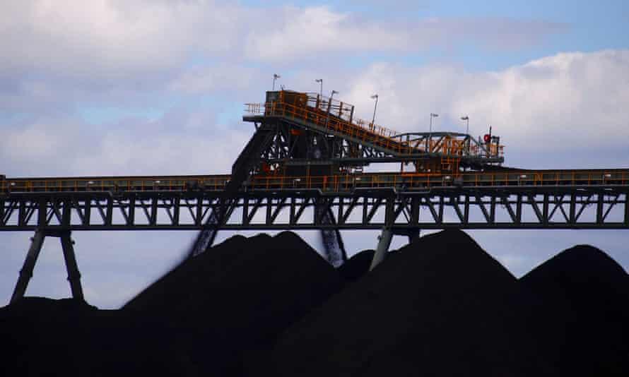 Ulan coalmine near Mudgee