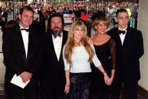 Caroline Aherne, Craig Cash, Ricky Tomlinson, Sue Johnston and Ralph Little in 2000