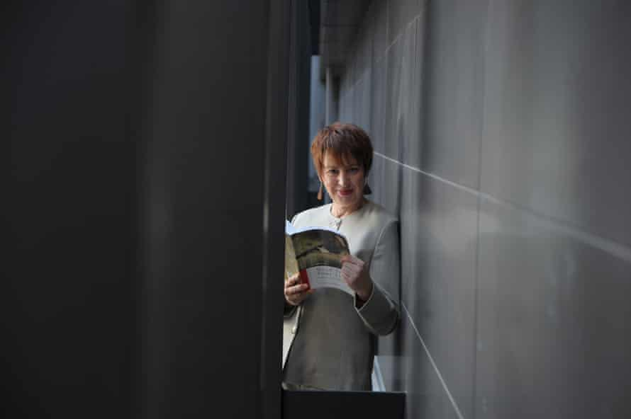 Dr Susan McLaine, host of State Library Victoria's Bibliotherapy podcast