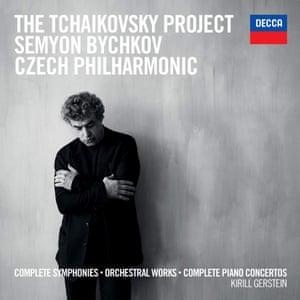 The Tchaikovsky Project album art work.