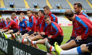 There is plenty to think about for Czech Republic players after a poor Euro 2016 showing.