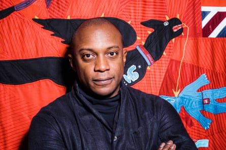 Hank Willis Thomas: 'I wanted to highlight this idea of the black power movement as always being a peace movement.'