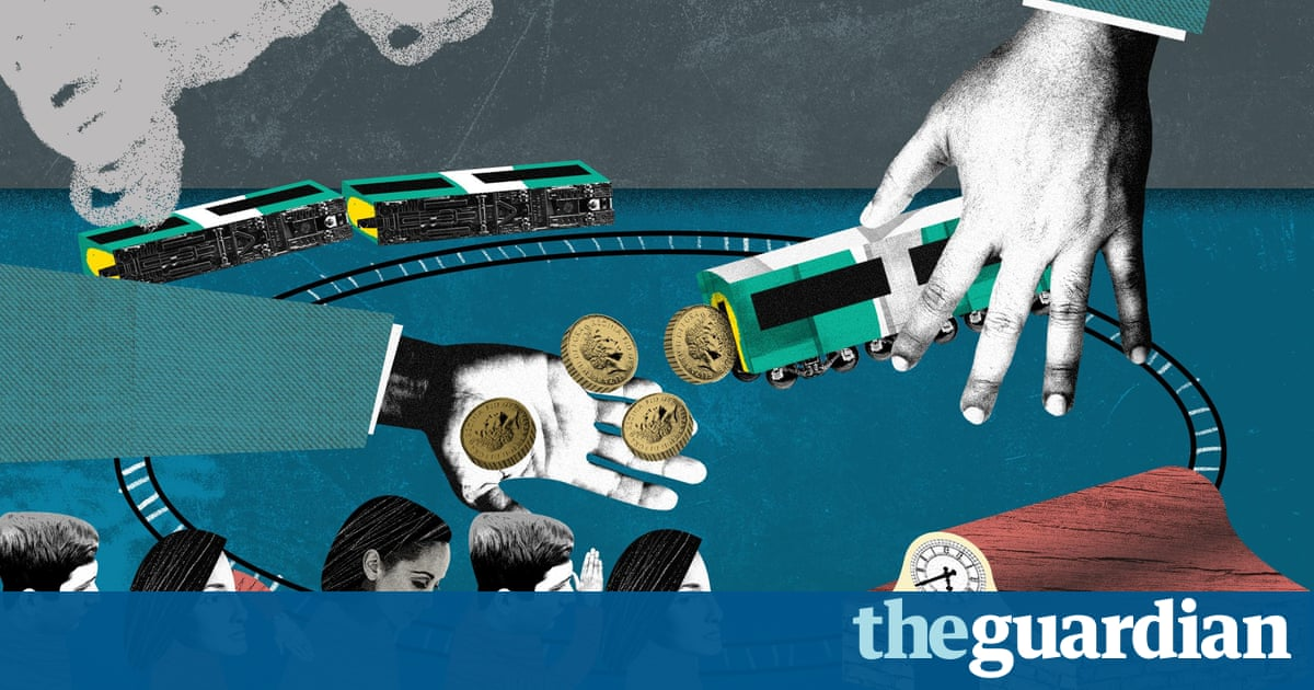 Southern is a story of rail failure but the real agenda for Farcical failure