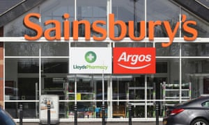 Sainsbury's branch
