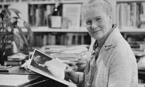 Diana Athill in 1979.