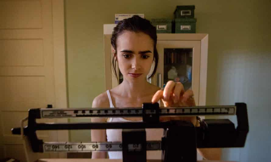 Lily Collins Netflix To the Bone