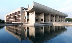 The legislative assembly in Chandigarh, northern India